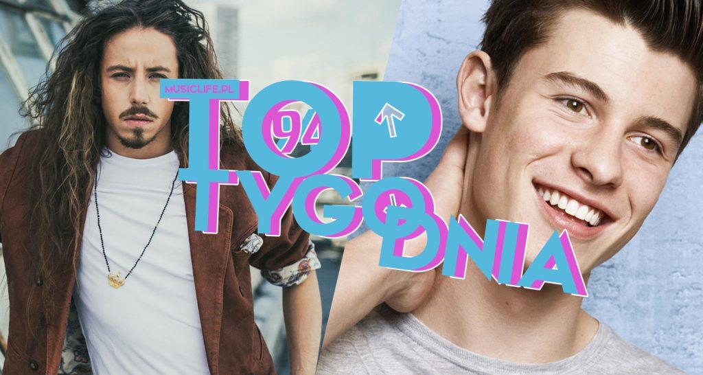 Michał Szpak ciągle na szczycie! Do głównego notowania awansują Taylor Swift i Miley Cyrus! Zobaczcie pełne, 94. notowanie TOP TYGODNIA!