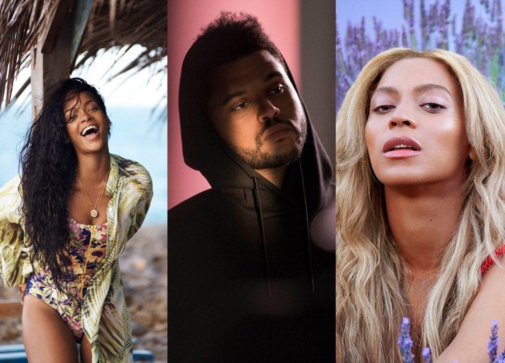 """Poznaliśmy nominacje do tegorocznych """"American Music Awards""""! Jest Rihanna, Ed Sheeran czy Lady Gaga, brak Demi Lovato, Miley Cyrus czy Lorde! Sprawdźcie pełną listę nominowanych!"""