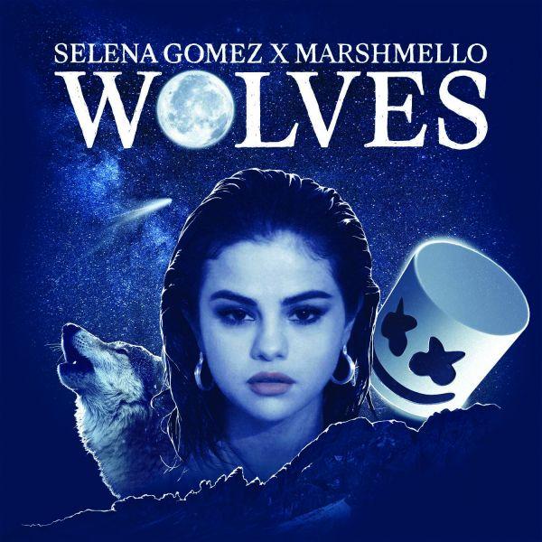"""Selena Gomez i Marshmello w utworze ,,Wolves""""!"""