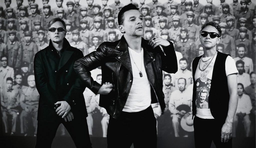 Depeche Mode gwiazdą główna Open'er Festival 2018!