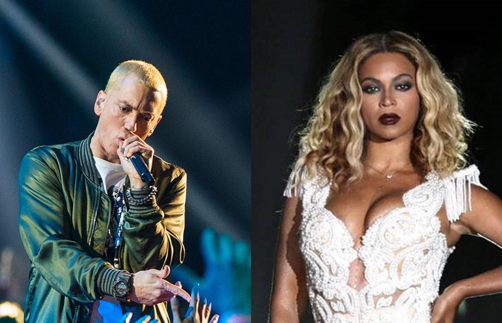 Eminem powraca z nowym singlem! Gościnnie… Beyoncé!