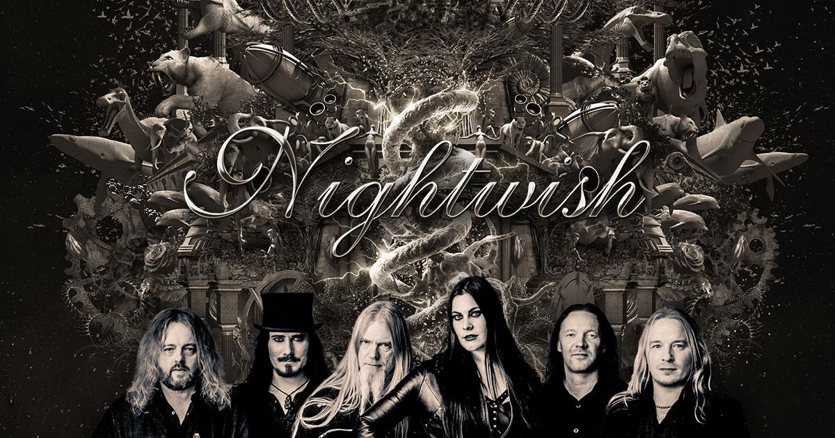 Nightwish pojawi się w Polsce w 2018 roku!