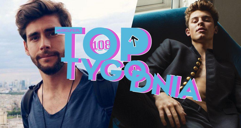 W tym tygodniu aż DWA nowe ZŁOTE PRZEBOJE! Na prowadzeniu ciągle Michał Szpak! Debiutują Demi Lovato i zespół LemON! Zobaczcie 108. notowanie TOP TYGODNIA!