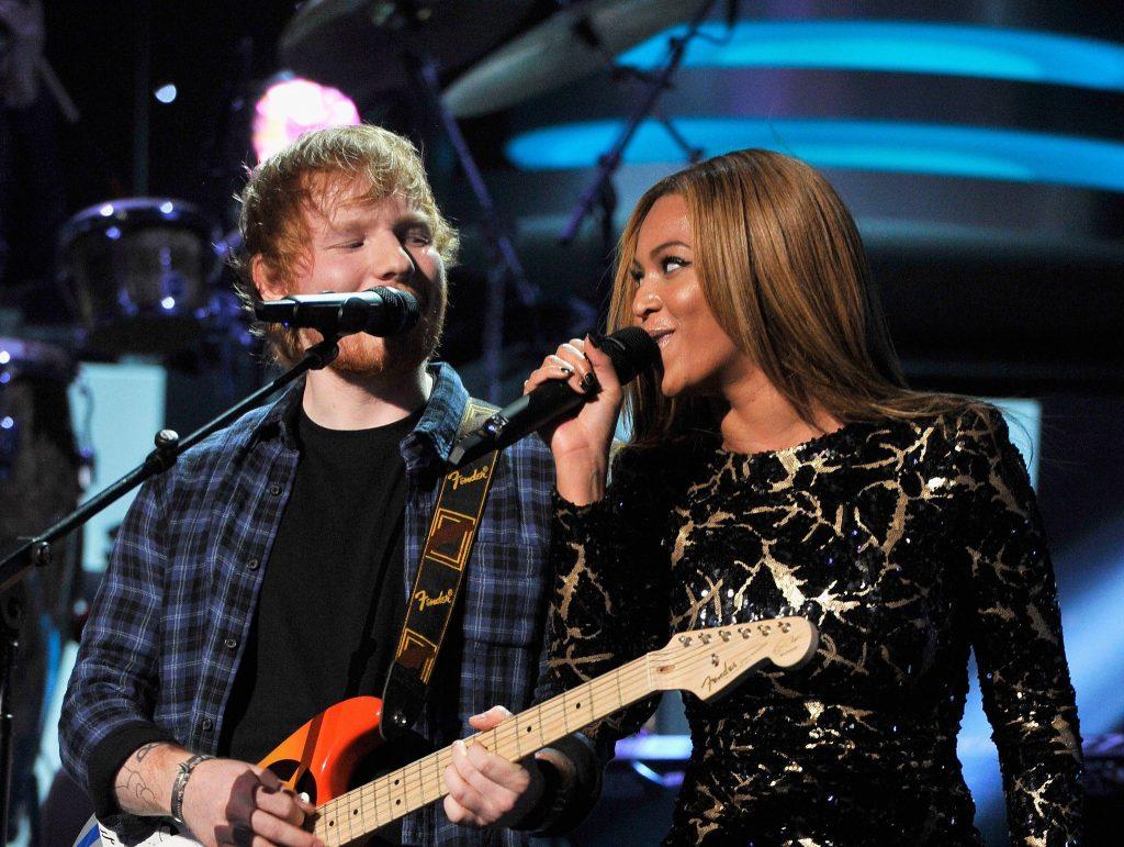 """Beyoncé gościnnie w nowej wersji utworu """"Perfect"""" Eda Sheerana!"""