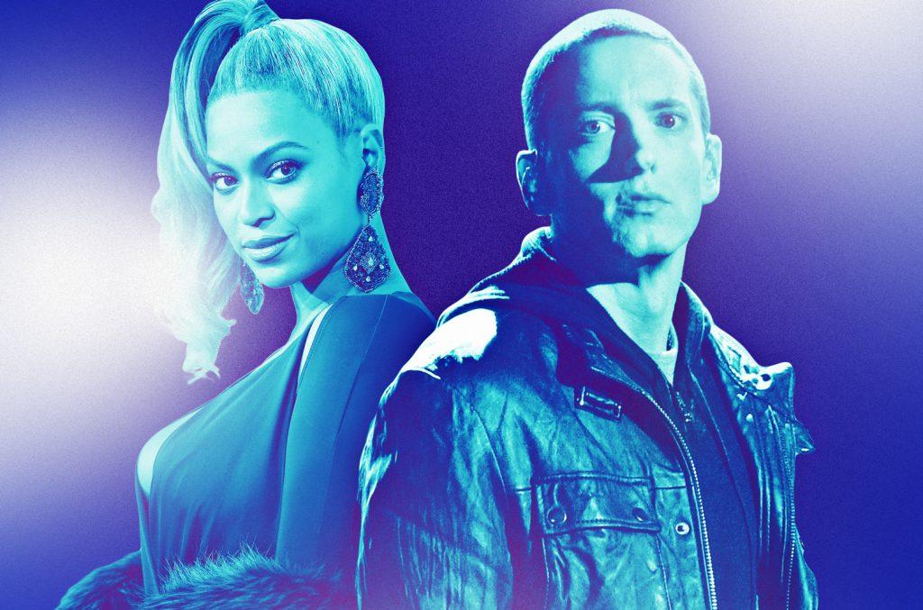 """Pierwotnie KTOŚ INNY miał pojawić się w """"Walk On Water"""" od Eminema!"""