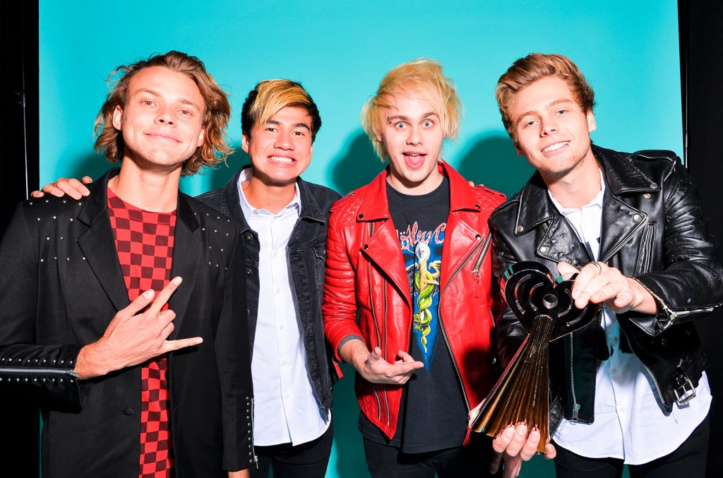 "5 Seconds Of Summer z nowym singlem ""Want You Back""!"