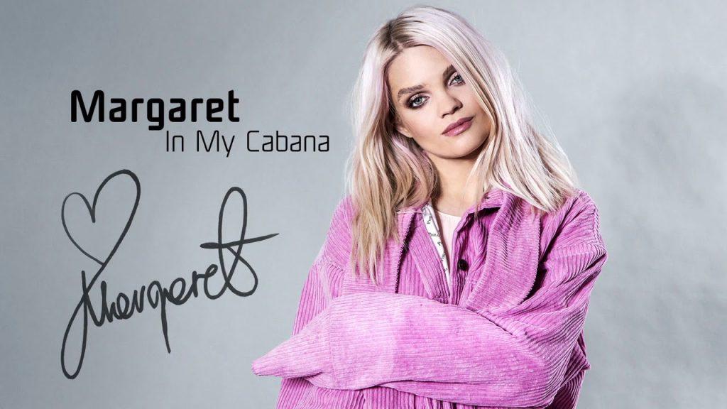 """Już za chwilę występ Margaret na """"Melodifestivalen""""! Posłuchaj pełnej wersji """"In My Cabana"""" i sprawdź, gdzie oglądać na żywo!"""