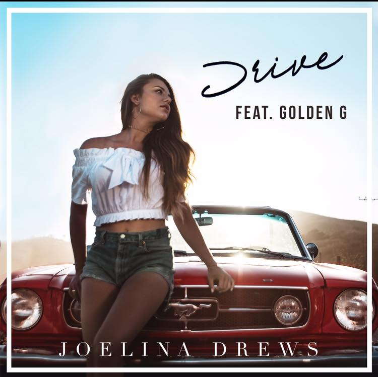 """Premiera: Joelina Drews prezentuje lyric video do singla ,,Drive""""!"""