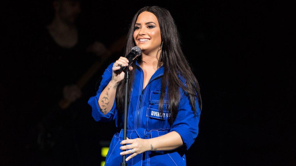 Demi Lovato i nietypowa sytuacja na koncercie! Doszło do… OŚWIADCZYN!