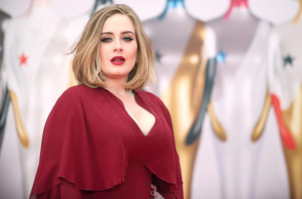 Adele rozpoczęła pracę nad nowym albumem!