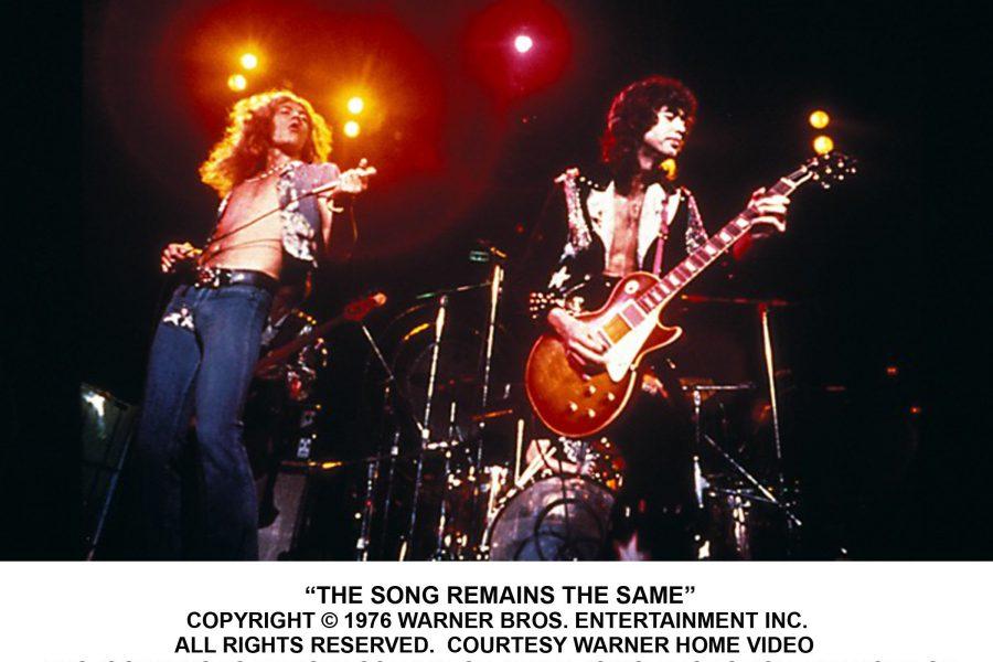 """Kolejny prezent dla fanów Led Zeppelin! Reedycja soundtracku """"The Song Remains The Same"""" 7 września 2018 roku"""