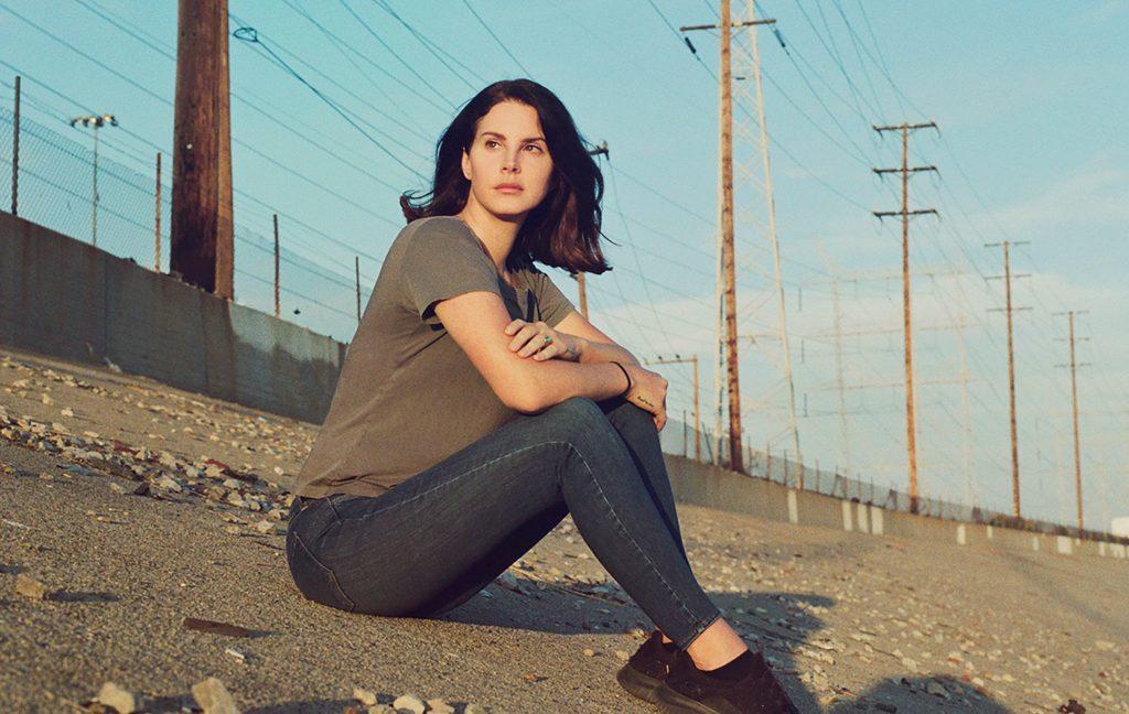 """Lana Del Rey prezentuje """"Venice Bitch"""" i zdradza tytuł nowej płyty!"""