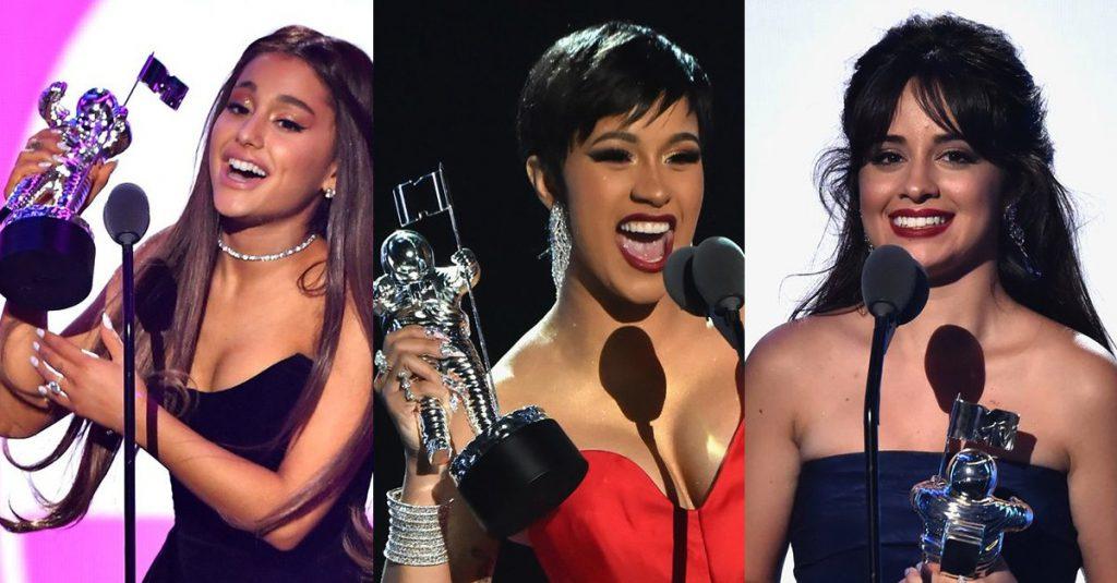 Ogłoszono nominacje do tegorocznych nagród MTV EMA! Wśród nominowanych Camila Cabello, Ariana Grande czy Cardi B!