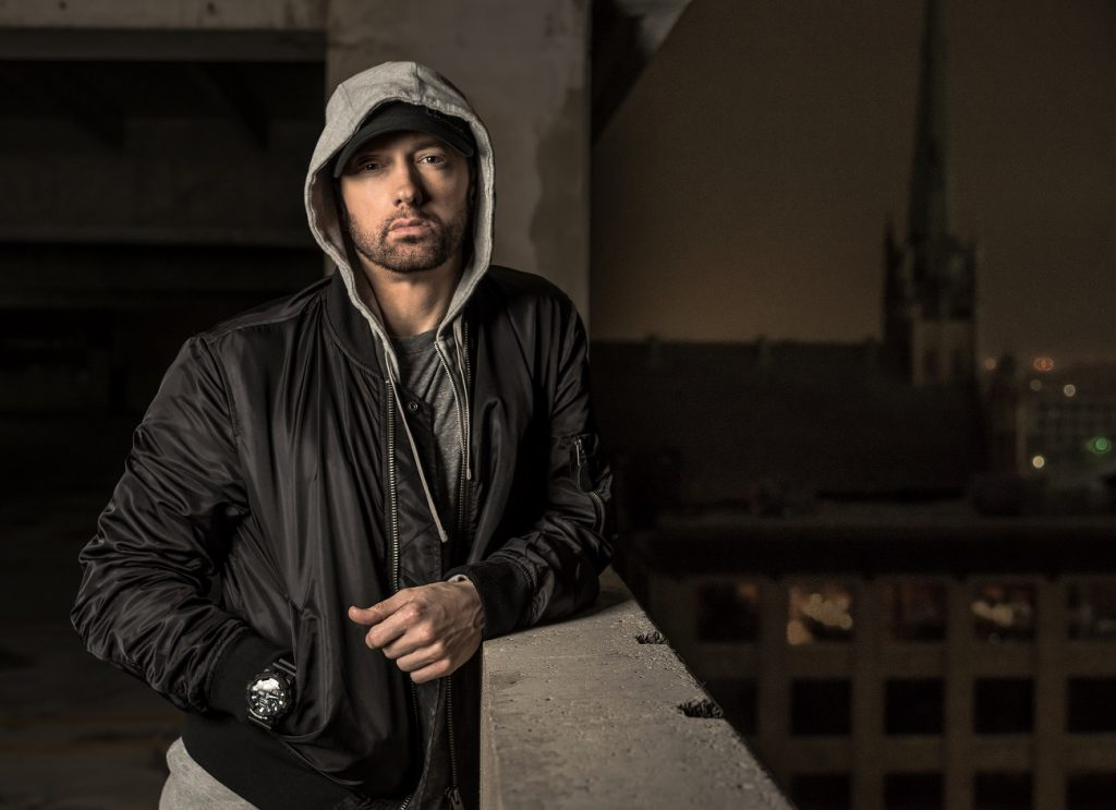 "Eminem z ""Killshot"" rekordowy na YouTube!"