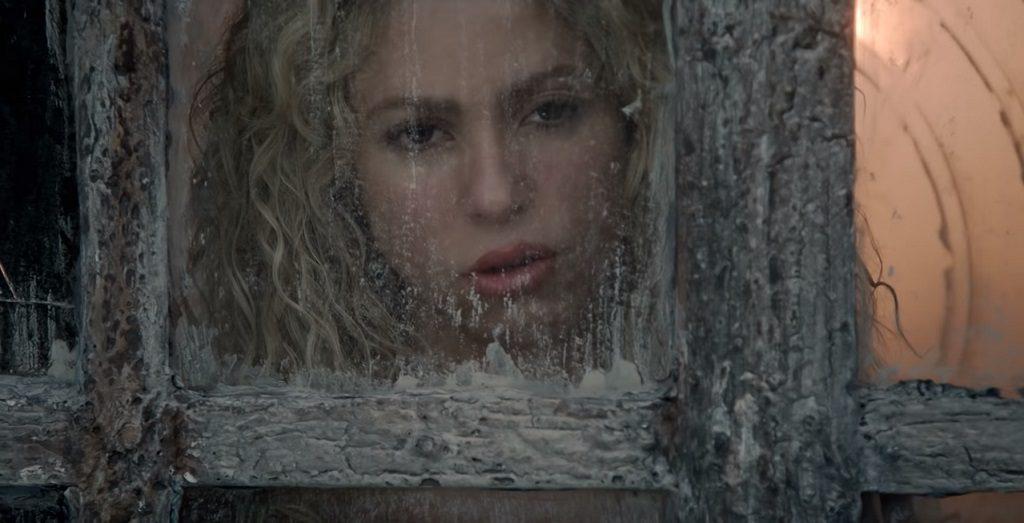 """Shakira w teledysku do utworu """"Nada""""!"""