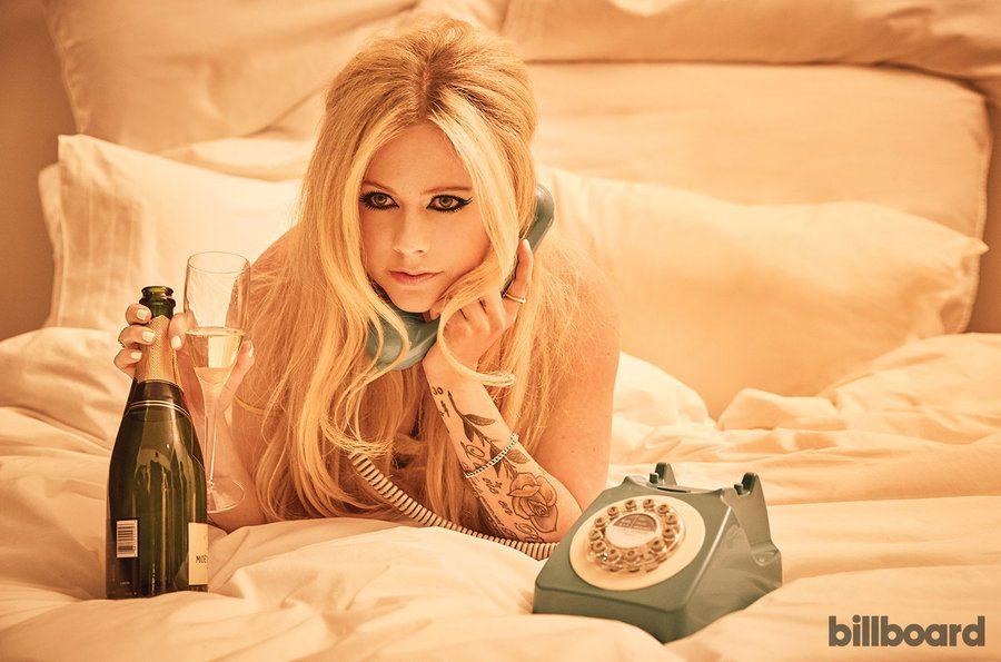 Avril Lavigne zdradza szczegóły nadchodzącego albumu!