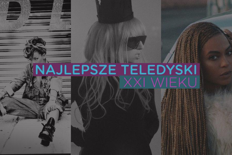 TOP 20 najlepszych teledysków XXI wieku według krytyków!