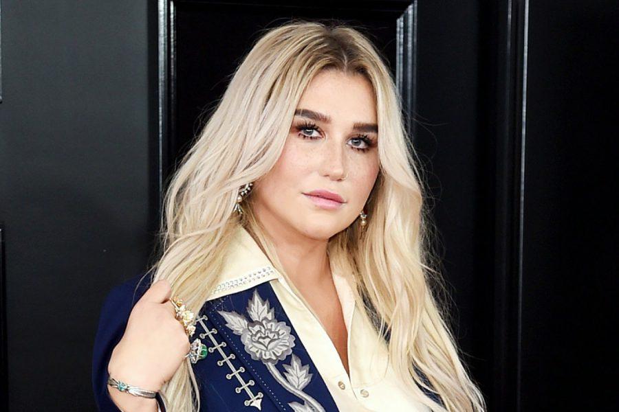 Kesha pracuje nad nowym albumem!