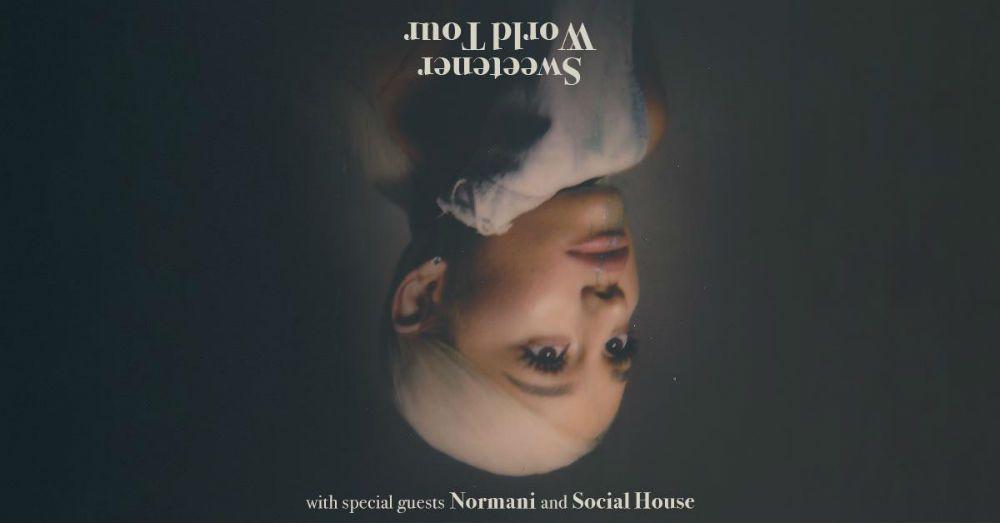 Ariana Grande przyjeżdża do Polski!