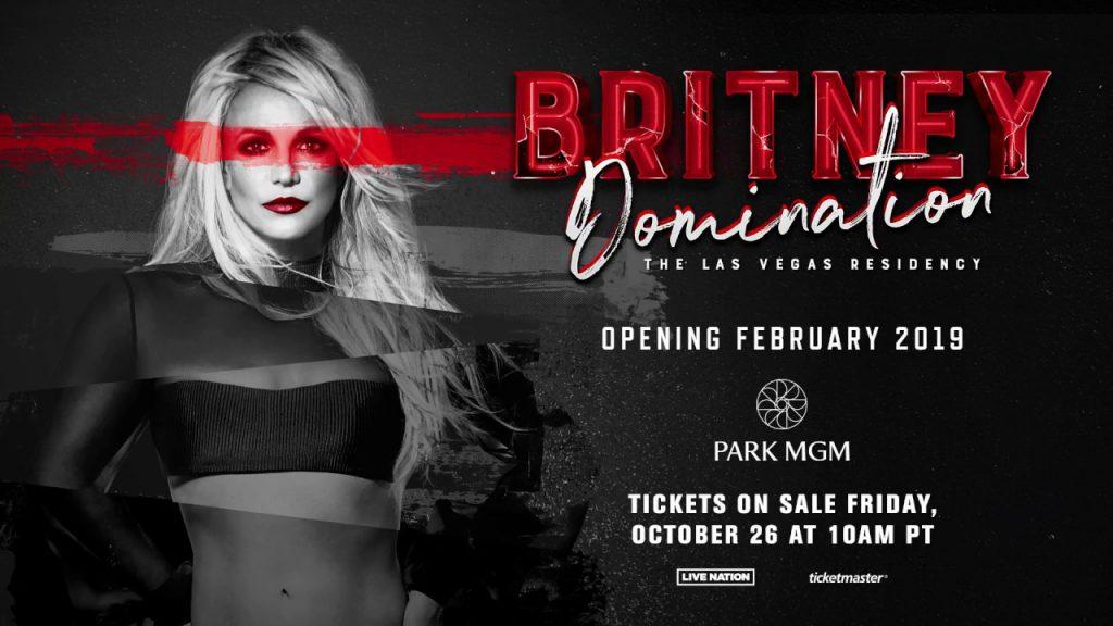 Britney Spears ODWOŁUJE rezydenturę w Las Vegas!