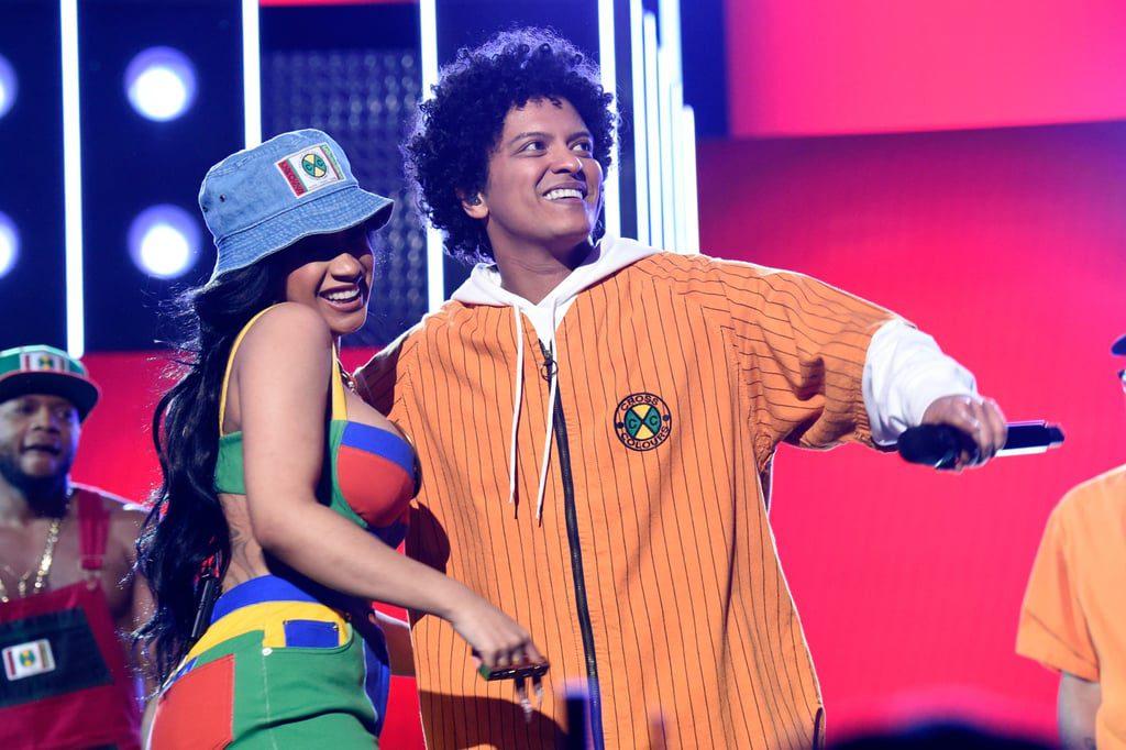Bruno Mars i Cardi B znowu ŁĄCZĄ SIŁY?!