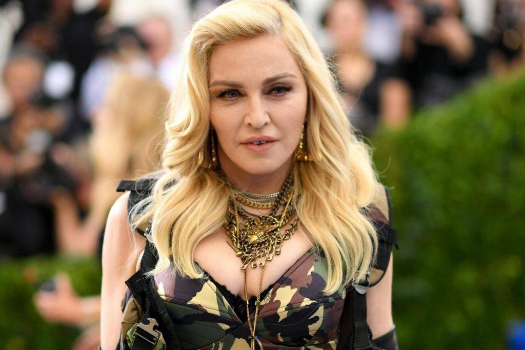 Madonna pracuje nad NOWYM TELEDYSKIEM!