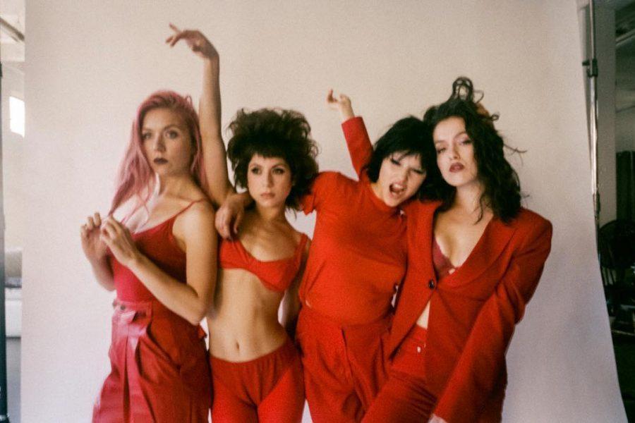 Wielki debiut kobiecej grupy Nasty Cherry!