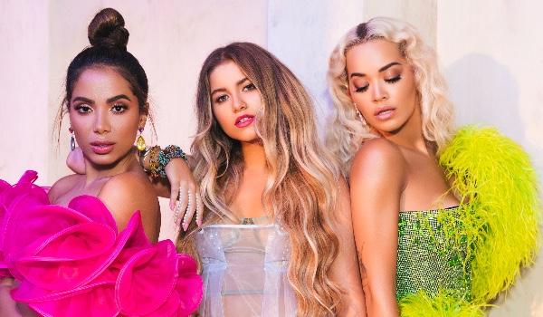 """Sofia Reyes, Rita Ora i Anitta w utworze ,,R.I.P""""!"""
