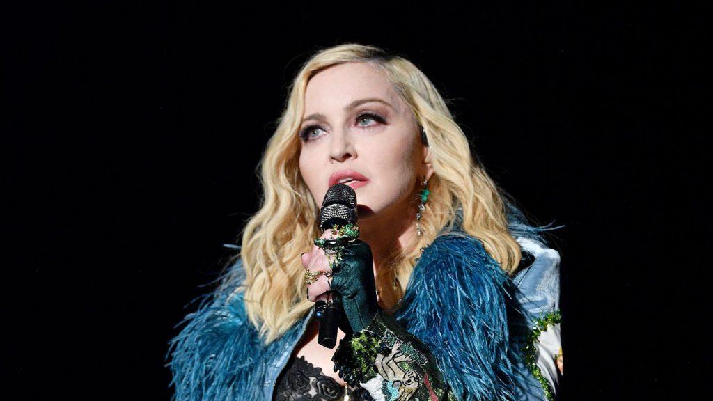 Madonna tegorocznym gościem na Eurowizji!