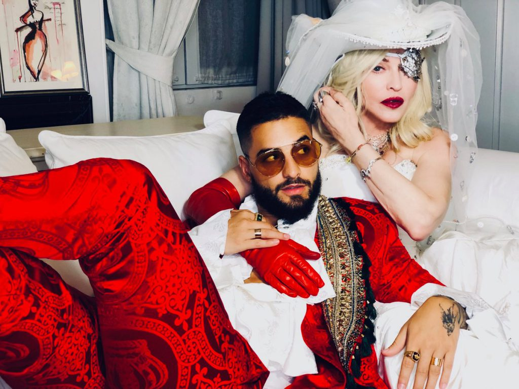 "Madonna i Maluma w teledysku do ""Medellin""!"