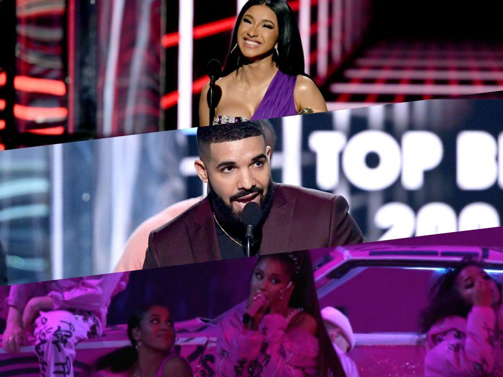 2019 Billboard Music Awards: SPRAWDŹ pełną listę zwycięzców! Triumfują Drake i Cardi B!