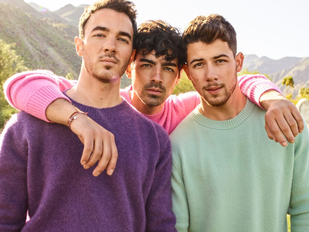 "[ODSŁUCH] Jonas Brothers ""Happiness Begins"""