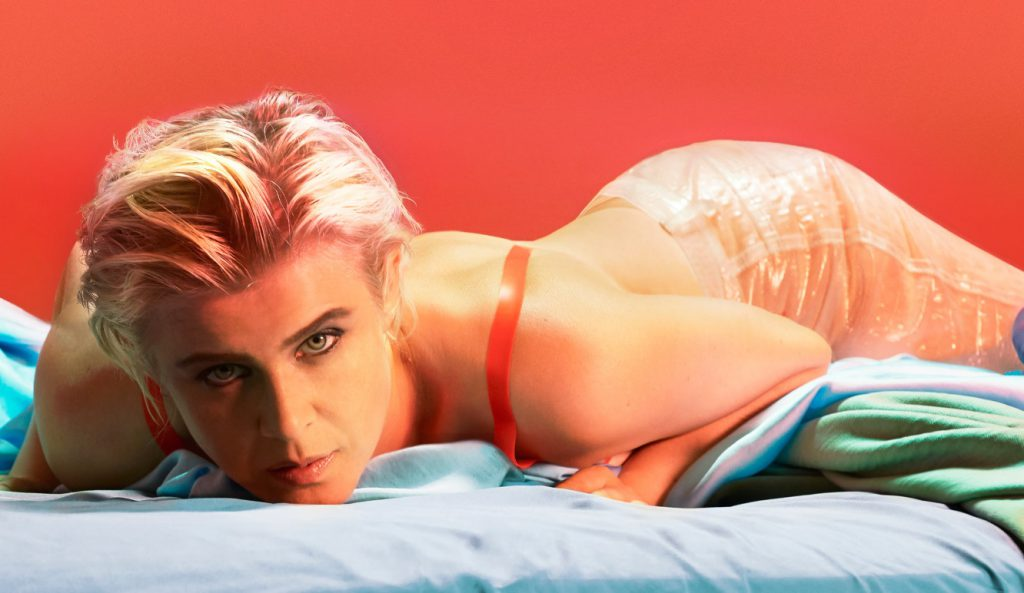 "Robyn z klipem do ""Ever Again""!"