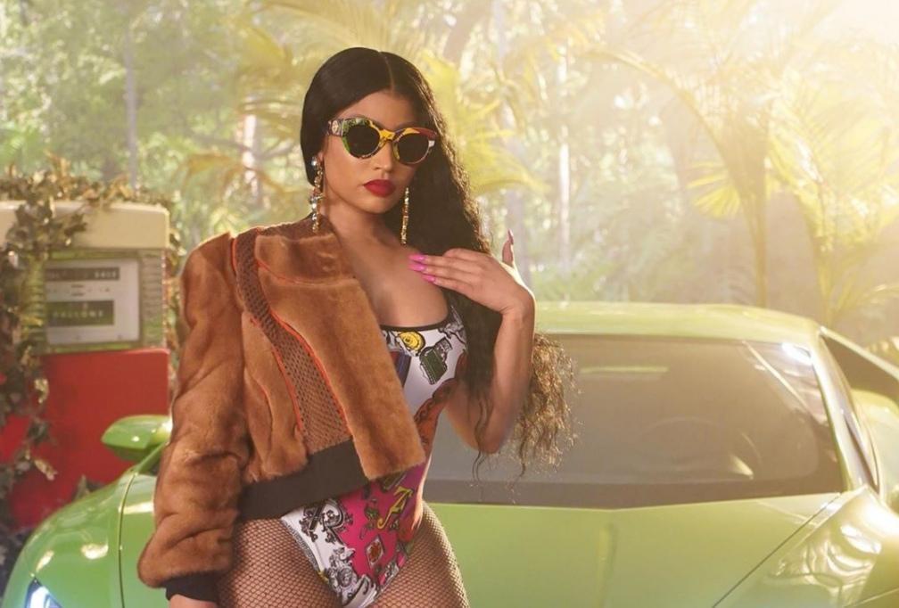 """Nicki Minaj POWRACA! Sprawdźcie nowy singiel raperki """"MEGATRON"""" już teraz!"""