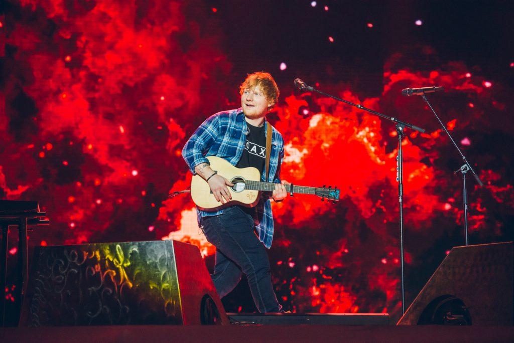 Ed Sheeran zapowiada przerwę od występów na żywo