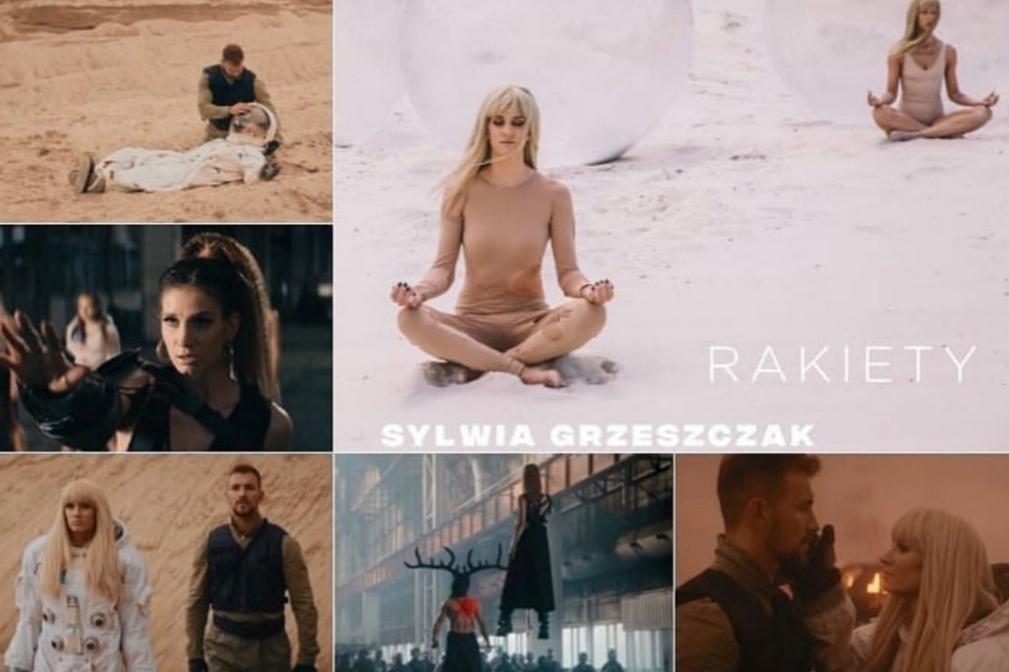 """Sylwia Grzeszczak powraca z singlem """"Rakiety""""!"""