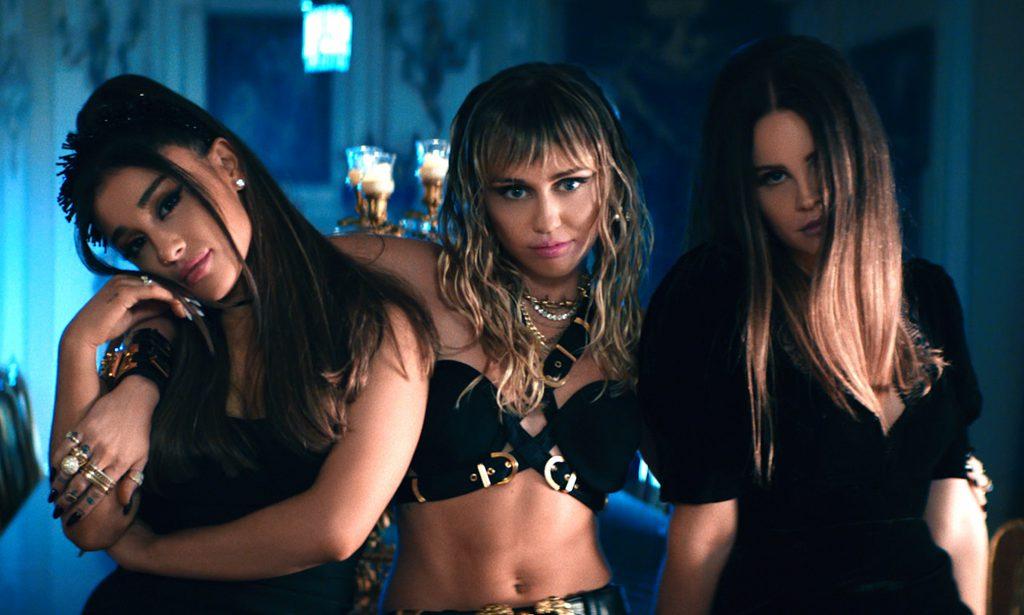 Ariana Grande, Miley Cyrus i Lana Del Rey w jednym utworze!