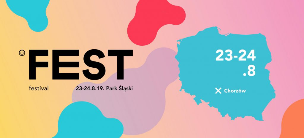 Pierwsza edycja Fest Festival