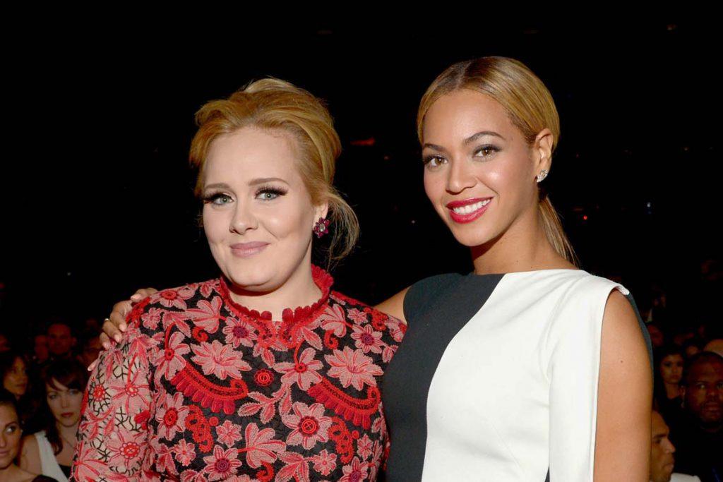 Beyonce i Adele w jednym utworze? [FAKE NEWS!]