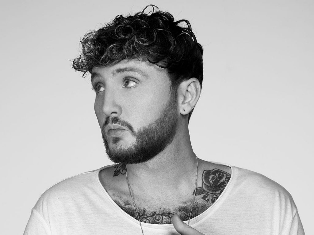"[ODSŁUCH] James Arthur ""YOU"""