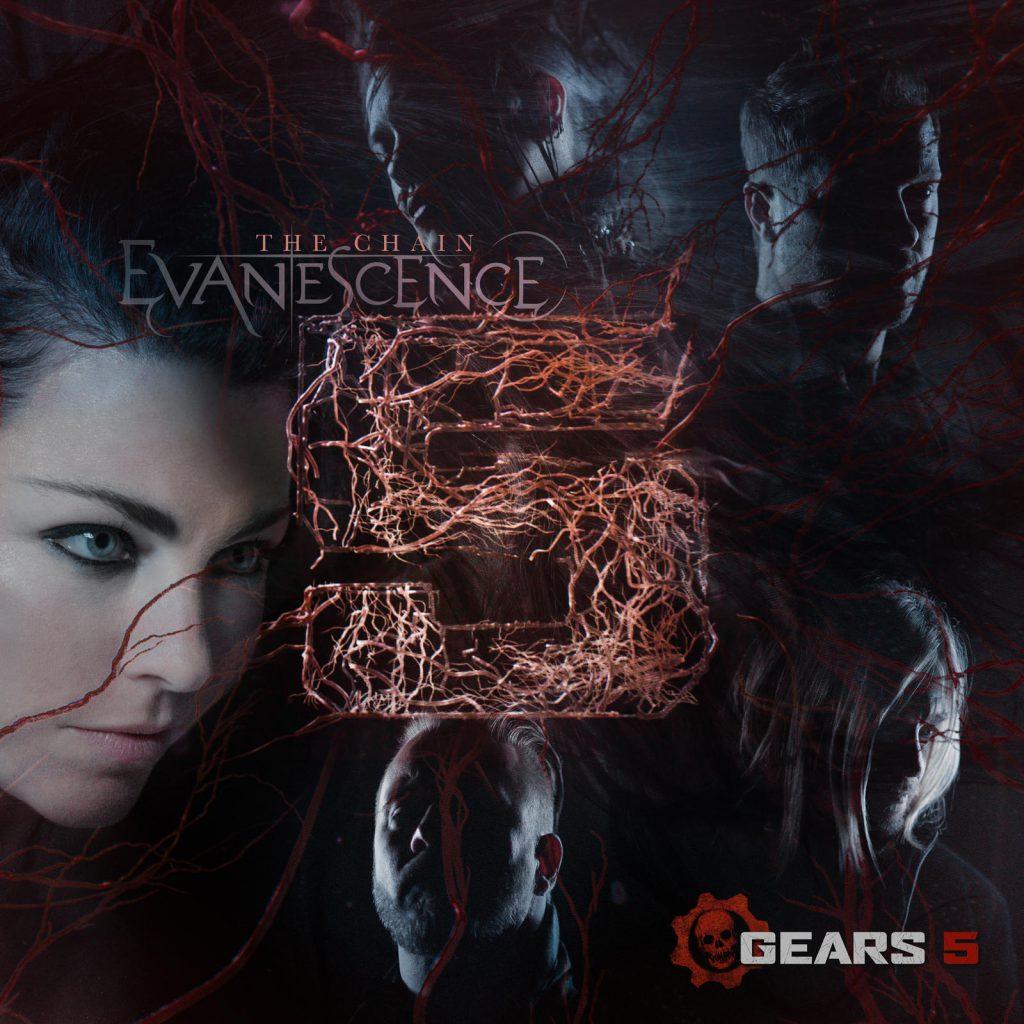 """Evanescence z pierwszym singlem od 8 lat! ,,The Chain"""" promuje grę Gears 5"""