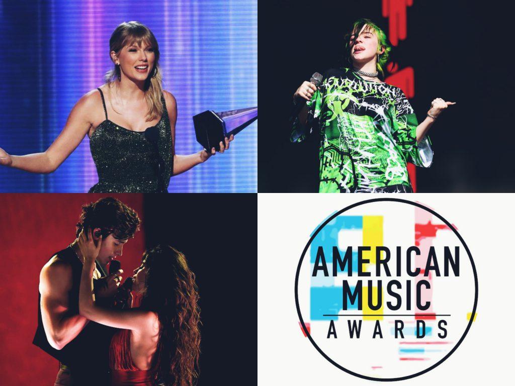 AMA 2019: Taylor Swift zwycięzcą wieczoru! Zobaczcie pełną listę nagrodzonych!