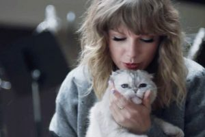 """Beautiful Ghosts"" – nowa piosenka Taylor Swift z filmu ""Koty"""