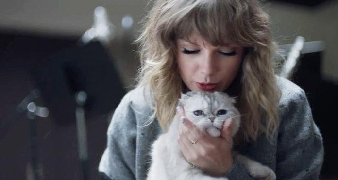 """""""Beautiful Ghosts"""" – nowa piosenka Taylor Swift z filmu """"Koty"""""""