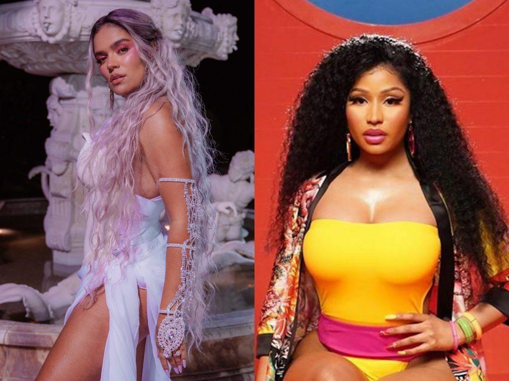 """Karol G i Nicki Minaj – """"Tusa"""" #3 na świecie!"""