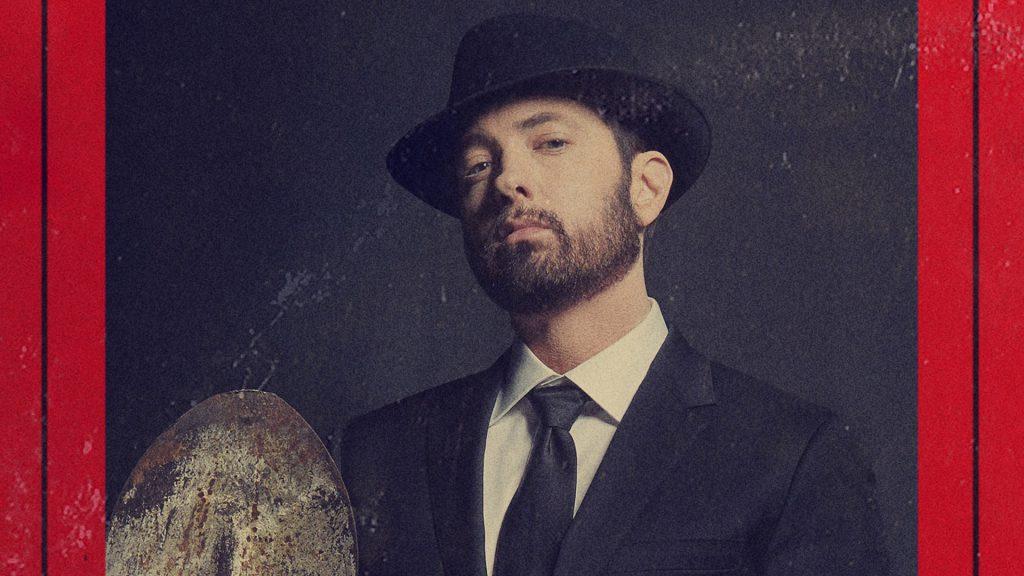 Eminem NIESPODZIEWANIE wydaje nowy ALBUM! [ODSŁUCH]