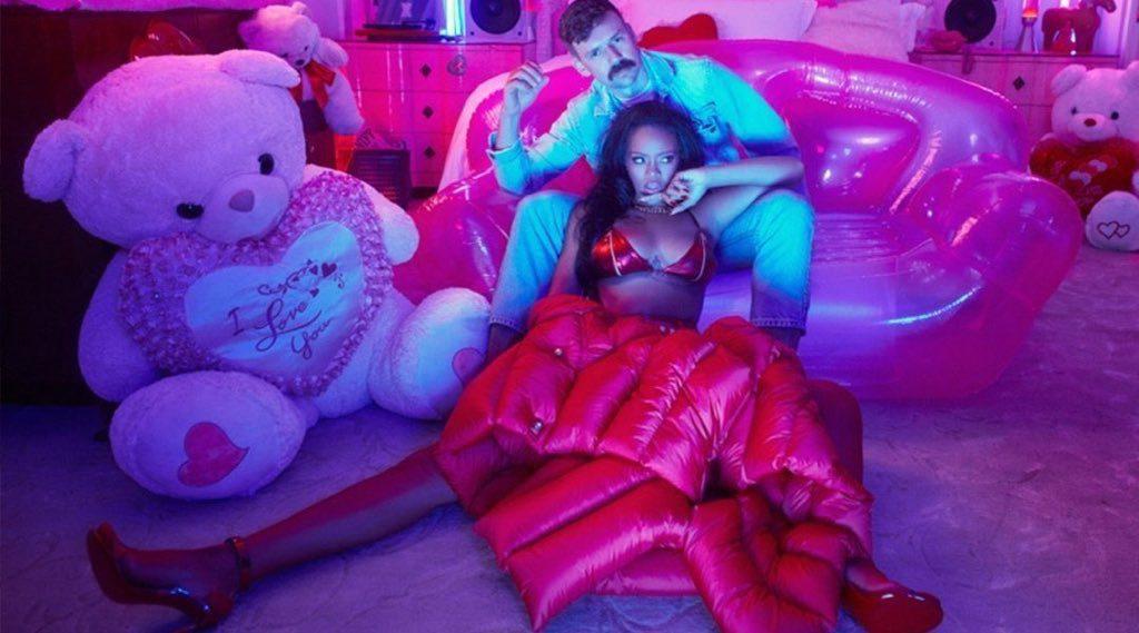 Seksowna Rihanna w nowej sesji zdjęciowej!