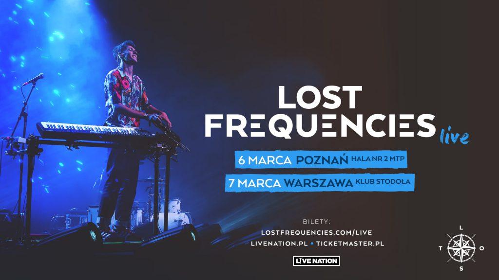 Lost Frequencies na dwóch koncertach w Polsce!