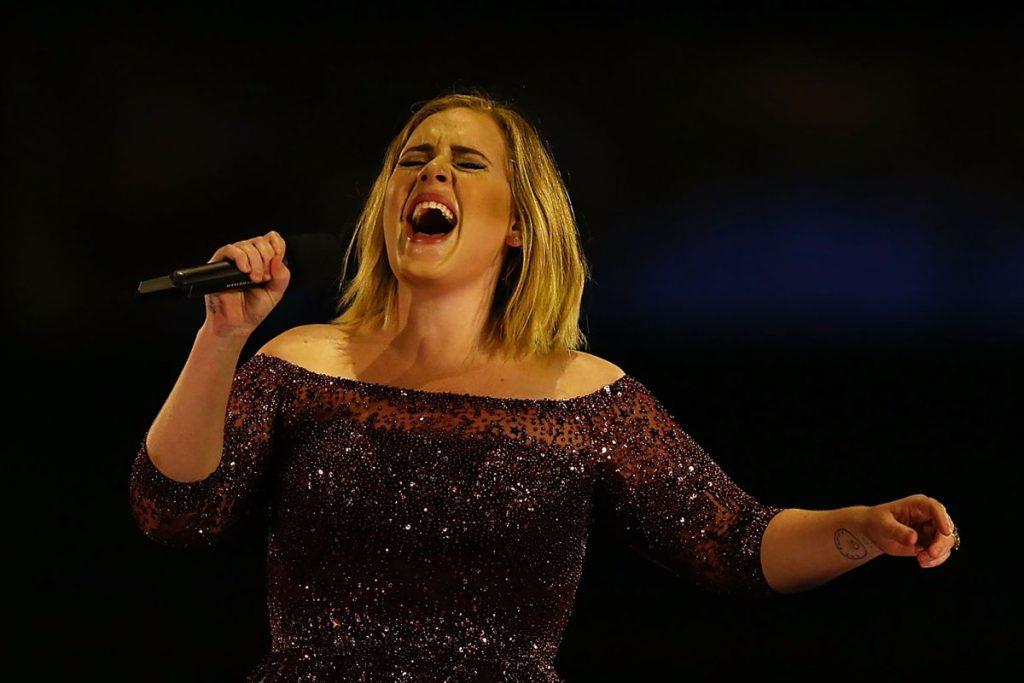 Nowy album Adele JESIENIĄ!