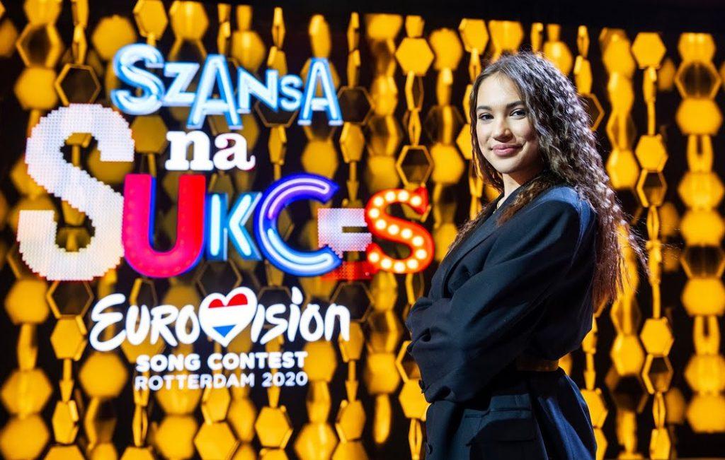 Alicja Szemplińska z szansą na Eurowizję!